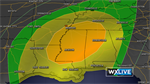 Severe Weather Returns for Southeastern US